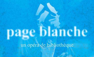 "Project visual Colorez notre opéra ""Page Blanche"" !"