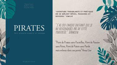 Visueel van project Pirates - Petit glossaire essentiel et fantasque