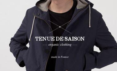 Visuel du projet Tenue de Saison / organic, éco-mode in France