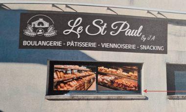 Visueel van project Boulangerie Pâtisserie Saint Paul By J.A