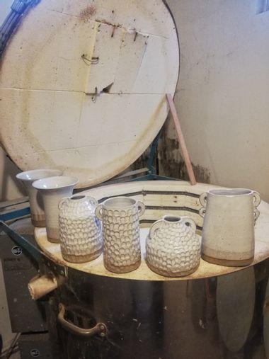 Visueel van project Atelier Nikisan - Un nouveau four céramique