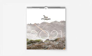 Visueel van project 2021 Calendar