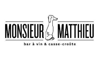 """Project visual """" Monsieur Matthieu """" bar à vin & casse-croute"""