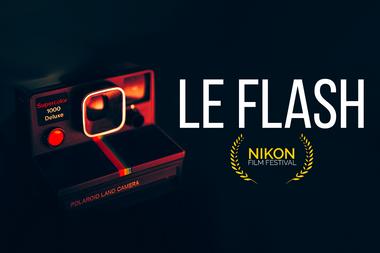 Visueel van project FLASH - Court métrage (Nikon Film Festival)