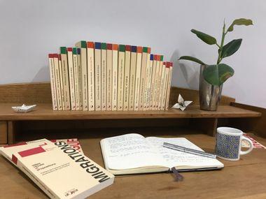 Visueel van project Utopia, un lieu culturel écolo       Librairie-expo-débats