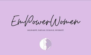 Visueel van project EMPOWER WOMEN
