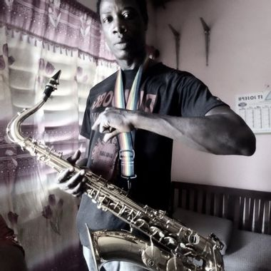 Project visual Let's groove ! Enregistrement du 2nd Album de Dagbo & International African Jazz