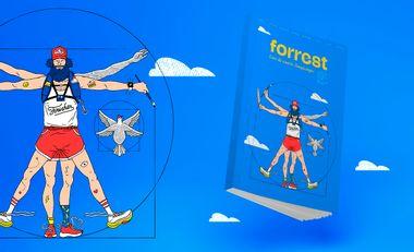 Visuel du projet Forrest, l'art de courir (avec esprit)