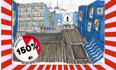 Project visual Le Dernier Trock'son