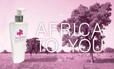 Visueel van project Angela Beauty | Africa To You