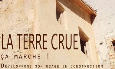 Project visual TERRE CRUE en construction