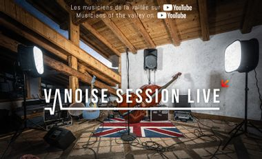Project visual Vanoise Session Live