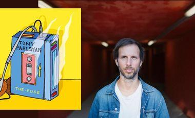 Visueel van project The Fuse, 3ème album du pianiste Tony Paeleman