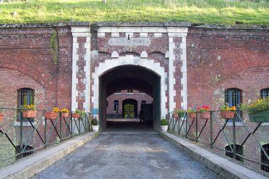 Visueel van project Le pont du Fort de Seclin