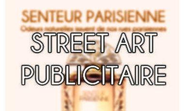 Visueel van project Street Art Publicitaire