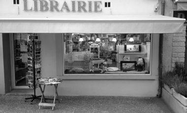 Project visual Lançons ma librairie dans le sud !