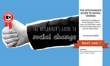 Visueel van project The hitchhiker's guide to social change