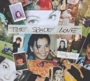 Visueel van project TIME SPACE LOVE nouvel album d'EMILY PELLO