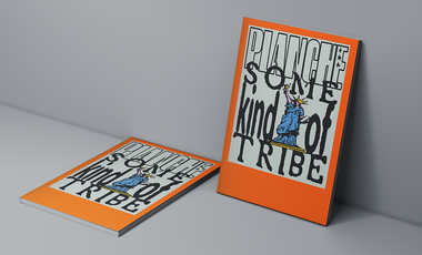 Visueel van project Planche - édition n°1 - Some kind of tribe
