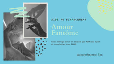 Visueel van project AMOUR FANTOME