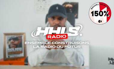 Project visual HHLS RADIO : Objectif 150% !