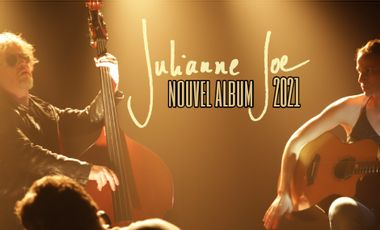 Visueel van project JULIANNE JOE - Un nouvel EP pour 2021