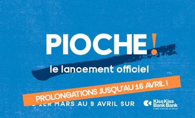 Project visual Abonnez-vous à Pioche!, le magazine en ligne de l'écologie locale