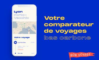 Visueel van project Bon voyage