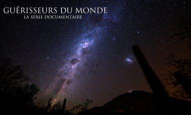 Visueel van project GUÉRISSEURS DU MONDE
