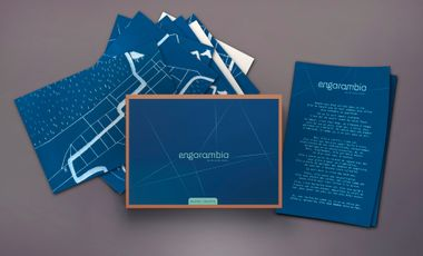 Visueel van project Engarambia
