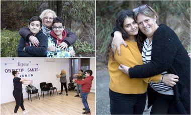 Visueel van project L'Obésité : ensemble en famille, un parcours gagnant