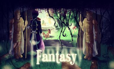 Visueel van project 1er Album : Fantasy