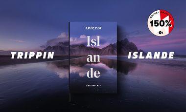 Visuel du projet TRIPPIN - Guide de voyage Islande