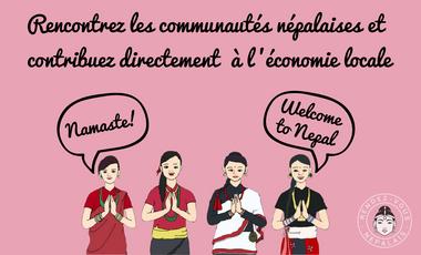 Project visual Rendez-vous-népalais