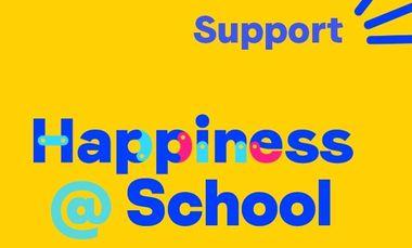 Visuel du projet Le Bonheur à l'école