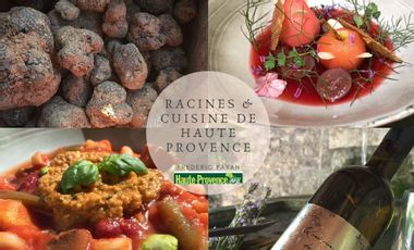 Visueel van project Livre Racines & Cuisine des Alpes de Haute Provence