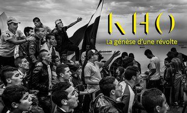 Visueel van project Kho, la génèse d'une révolte.