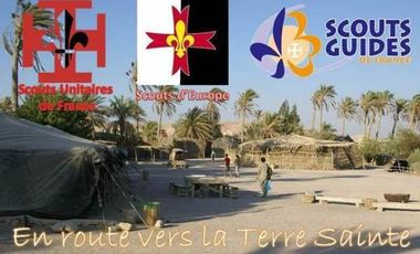 Visueel van project En route vers la Terre Sainte !