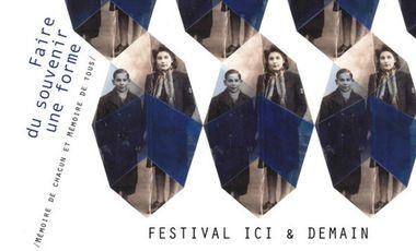 Visueel van project Exposition / Faire du souvenir une forme