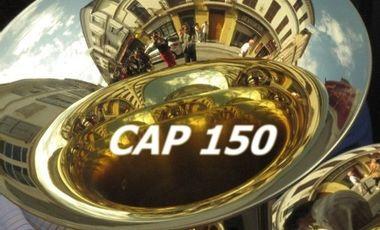 Visueel van project CAP 150