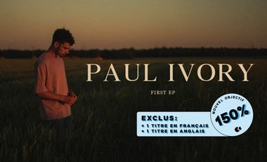 Visueel van project PAUL IVORY - First EP