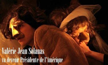 Visueel van project Valérie Solanas va devenir Présidente de l'Amérique