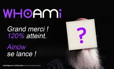 Visuel du projet Whoami, découvrez qui vous êtes