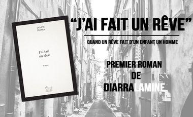 """Project visual Mon premier roman  """"J'ai fait un rêve """""""