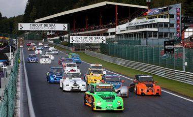 Project visual 24h 2CV de Spa-Francorchamps : une course pour la vie