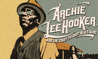 Project visual Living In A Memory - Archie Lee Hooker's New CD!