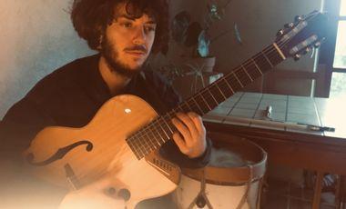 Visuel du projet LIUERVEHC : PREMIER ALBUM de TERRA MARE par PAOLO GAUTHIER