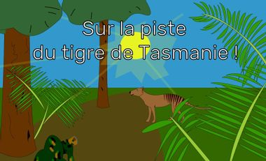 Visueel van project On the trail of the Tasmanian tiger !