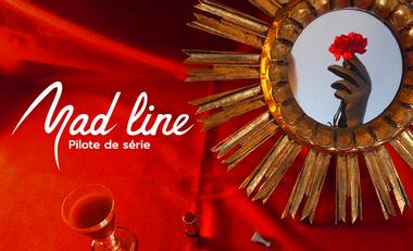 Visueel van project Mad Line