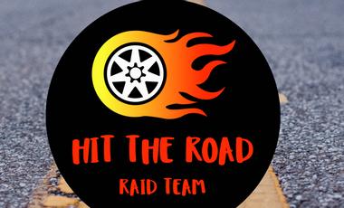 Visueel van project HitThe Road 2021